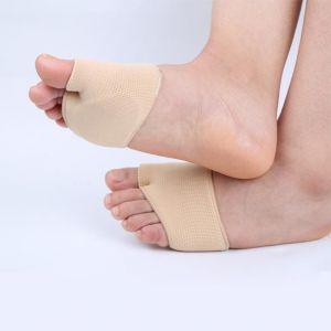 Силиконови стелки за напречен свод, стелки за възглавничките на краката