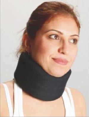 Foam backed collar