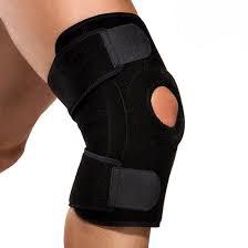 Наколенка за поддръжка на коленни връзки и сухожилия, 3 пластични шини