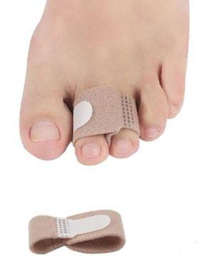 Elastic bandage for broken finger