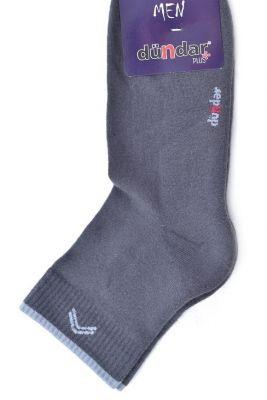 Antibacterial cotton socks